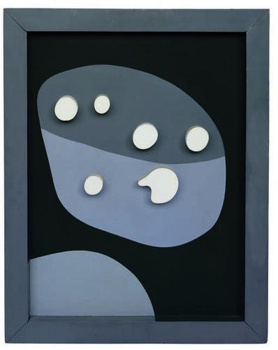 Hans Arp, 'Konfiguration (Configuration)', 1932