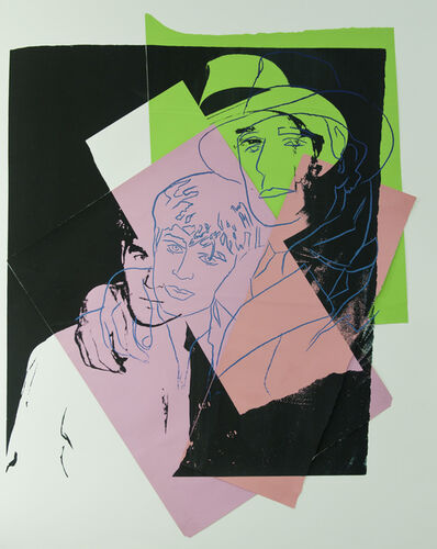 Andy Warhol, 'Some Men Need Help', 1982