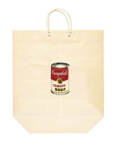 Andy Warhol, ' Campbell's Soup Can (Tomato) (FS II.4)', 1964