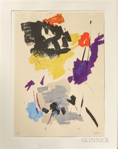 Jean Miotte, 'Magique Attraction', ca. 1970