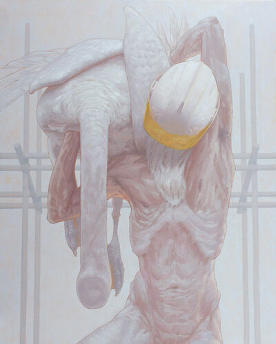 Dragan Bibin, 'Atlas', 2020