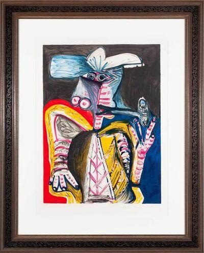 Pablo Picasso, 'Personnage a la pipe', 1971; 1979-82