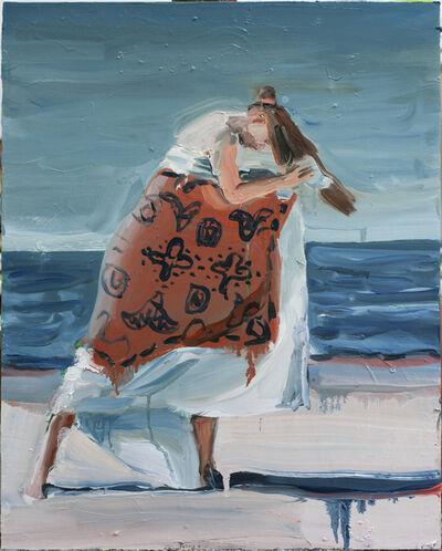 Anna Bjerger, 'Towel', 2015
