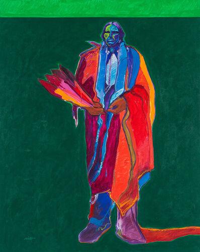 John Nieto, 'Quanah Parker, Comanche', 20th/21st Century