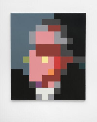 Reinhard Voigt, 'Portrait of an older man', 2013
