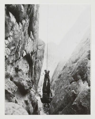 Robert Kinmont, 'Plumb Bob', 1973