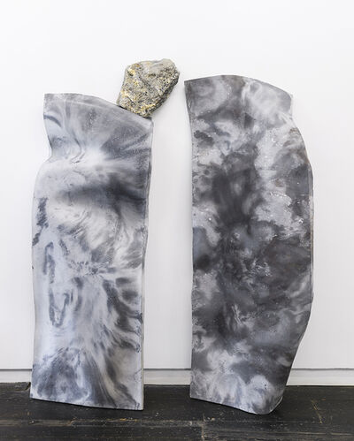 Rachel Mica Weiss, 'The Exchange (Fold VI and Fold VII)', 2018