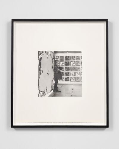 "Dan Fischer, 'Warhol ""Flowers""', 2020"
