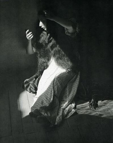 Manuel Álvarez Bravo, 'Retrato de lo eterno', ca. 1935