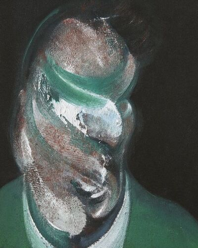 Francis Bacon, 'Study For Head of Lucien Freud 1967', 2015