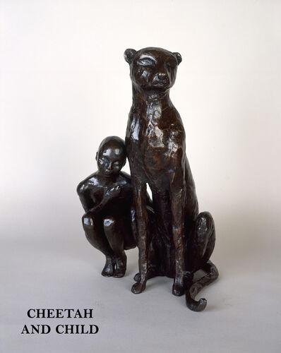 Caroline D'Andlau Hombourg, 'Cheetah and Child'