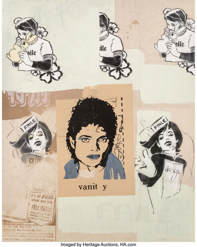 FAILE, 'Untitled', 2000