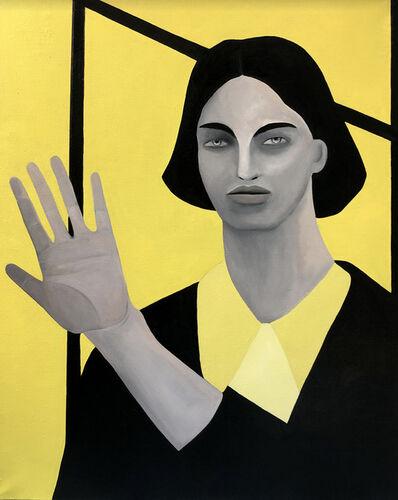 Rebecca Brodskis, 'L'arrestation', 2020