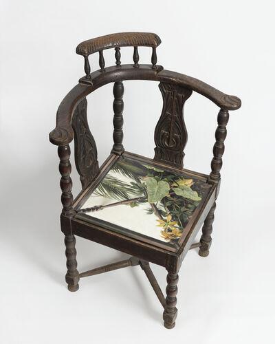 Jaco van Schalkwyk, 'A Seat in the Garden', 2017
