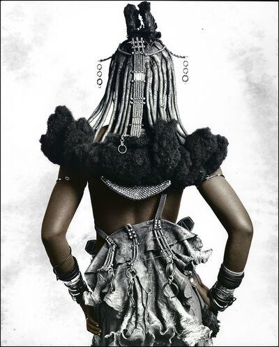Jan C. Schlegel, 'Jongalero (20), Himba Tribe', 2010