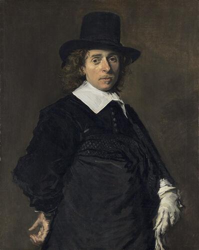 Frans Hals, 'Adriaen van Ostade', 1646/1648