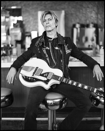 Mark Seliger, 'David Bowie'