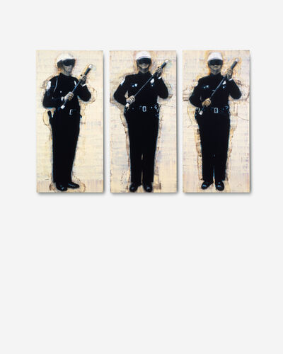 Deborah Oropallo, 'Three Man Patrol', 1993