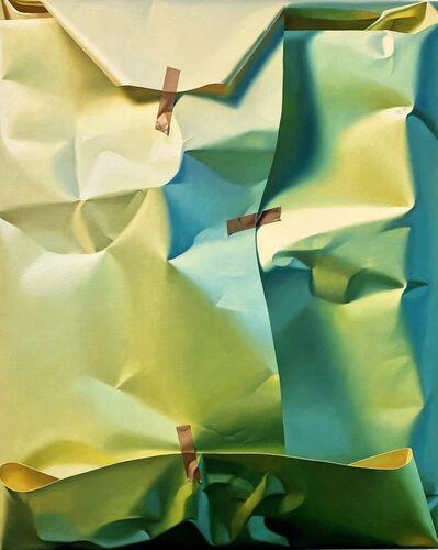 Yrjo Edelmann, 'Wrapped sunny Landscape II ', 1999