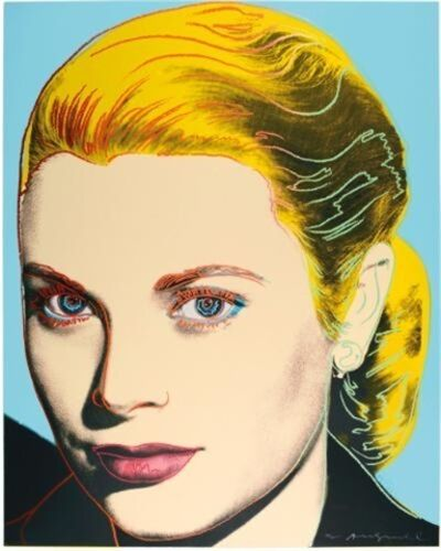 Andy Warhol, 'Grace Kelly (F & S II. 305)', 1984