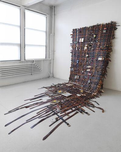 Paul Villinski, 'Quilt', 2017