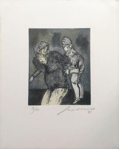 Jose Luis Cuevas, 'UNKNOWN TITLE', 1998