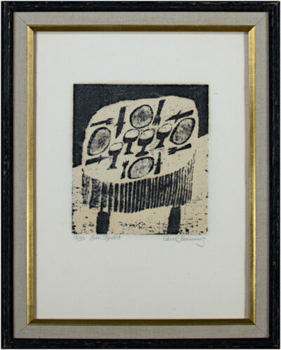 Carol Summers, 'Bon Apetit', 1966
