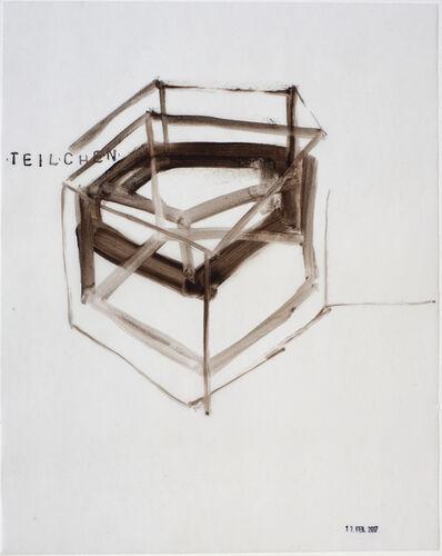 Monika Brandmeier, 'Teilchen', 2017