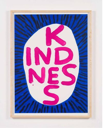 David Shrigley, 'Kindness', 2018