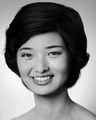 Zhang Wei (b. 1977), 'Yamaguchi Momoe', 2013