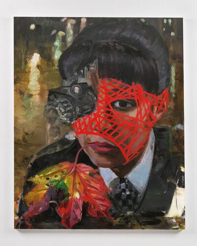Dawn Mellor, 'Police Constable Norika Datta (Seeta Indrani)', 2016