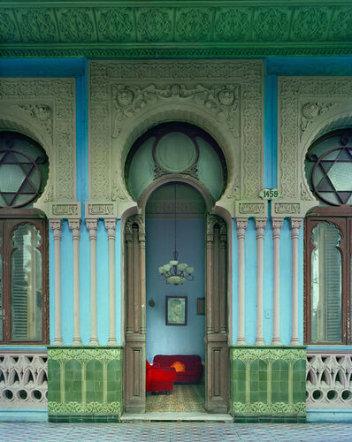 Michael Eastman, 'Moorish Facade, Havana', 2010