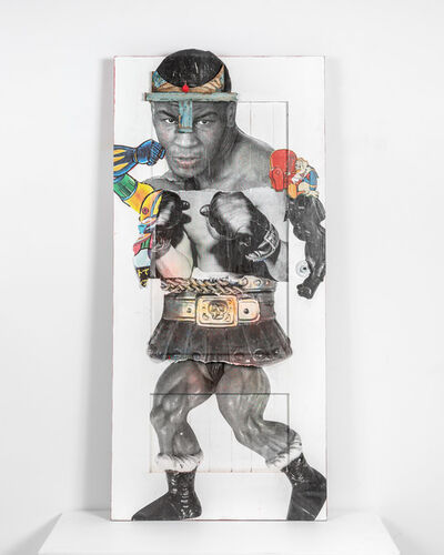 Stikki Peaches, 'The God of War Iron Mike Tyson ', 2020