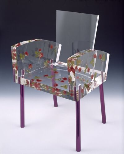 Shiro Kuramata, 'Miss Blanche chair', 1988