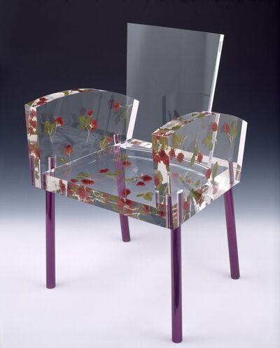 Shiro Kuramata, 'Miss Blanche chair', 1988