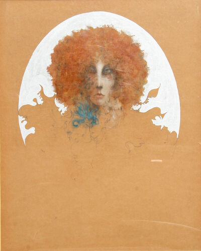 Ramon Santiago, 'Number One', ca. 1970