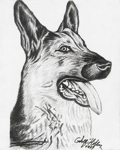 Yang Jiechang 杨诘苍, 'Schäferhund 1929-2012 No. 1 牧羊犬 1929-2012 1号', 2012