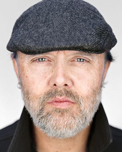 Martin Schoeller, 'Lars Ulrich (Metallica)', 2016