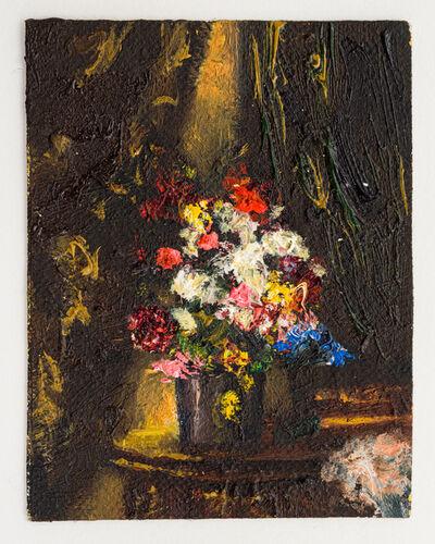 Jorge Diezma, 'Curtain bouquet', 2019