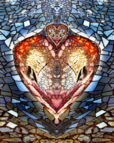 Joe Aker, 'Valentine's Day Hearts', 2018
