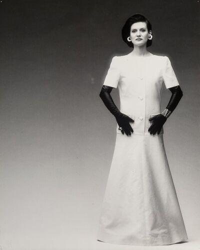Irving Penn, 'Paloma Picasso', circa 1980