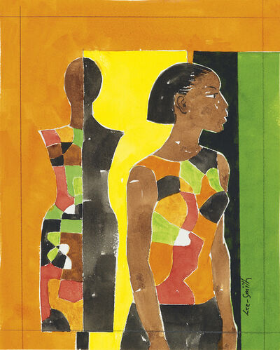 Hughie Lee-Smith, 'Untitled', 1990