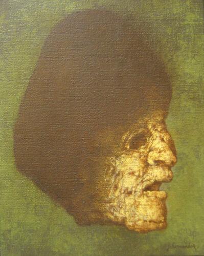 """José Hernández, '""""Perfil-sombra I""""', 2007"""