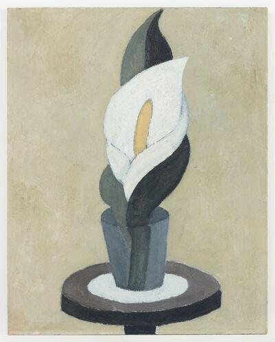 Marsden Hartley, 'Still Life (The Lily)', ca. ca. 1916-1917