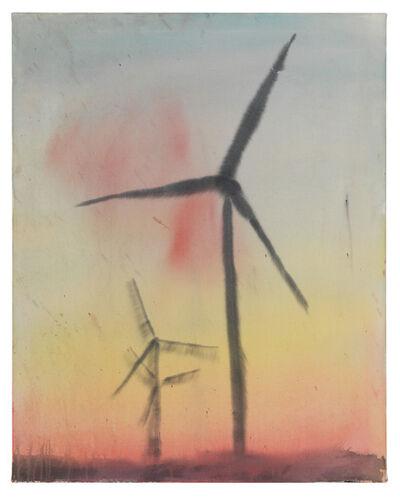 Andrej Dubravsky, 'Wind turbine', 2017