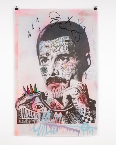 Stikki Peaches, 'Freddie Mercury', 2020