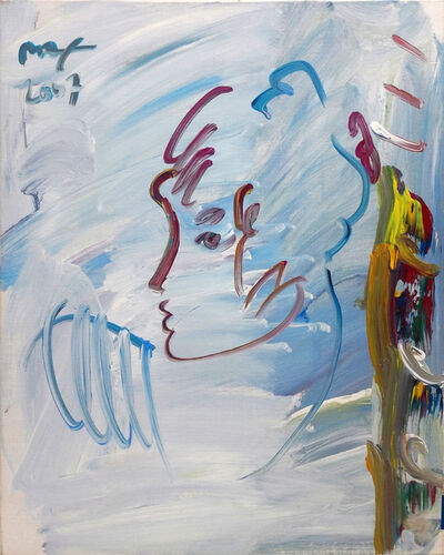 Peter Max, 'PROFILE', 2007