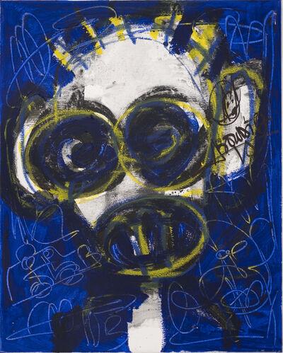 Aboudia, 'Nouchi Graffiti Series', 2020