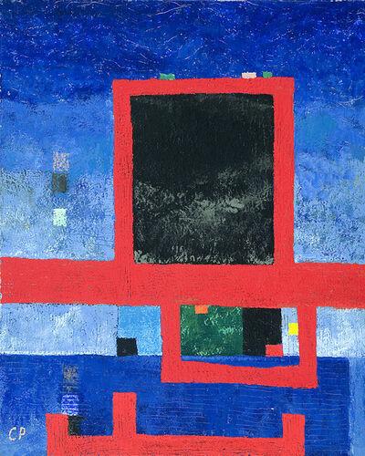 Carlos Pellicer, 'Mar en calma y próspero viaje', 2004