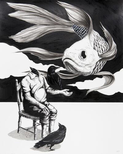 Emmanuel Crespo, 'An Evening Conversation', 2020